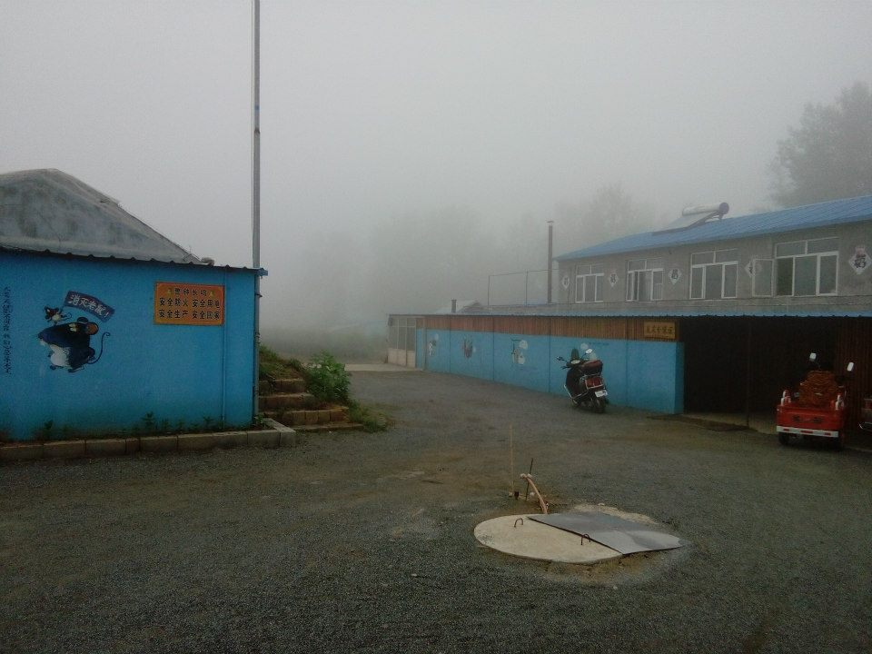 Foggy Farm in Hangzhou China